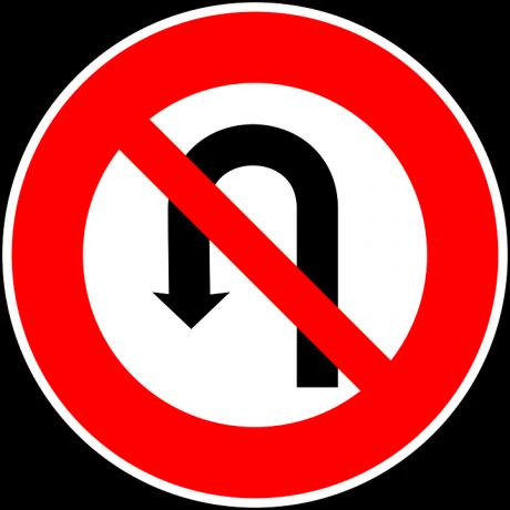 no-u-turn